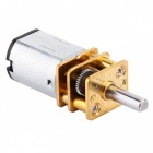 DC 12V 300RPM Micro Electric Full Metal Speed Mini Gear Motor
