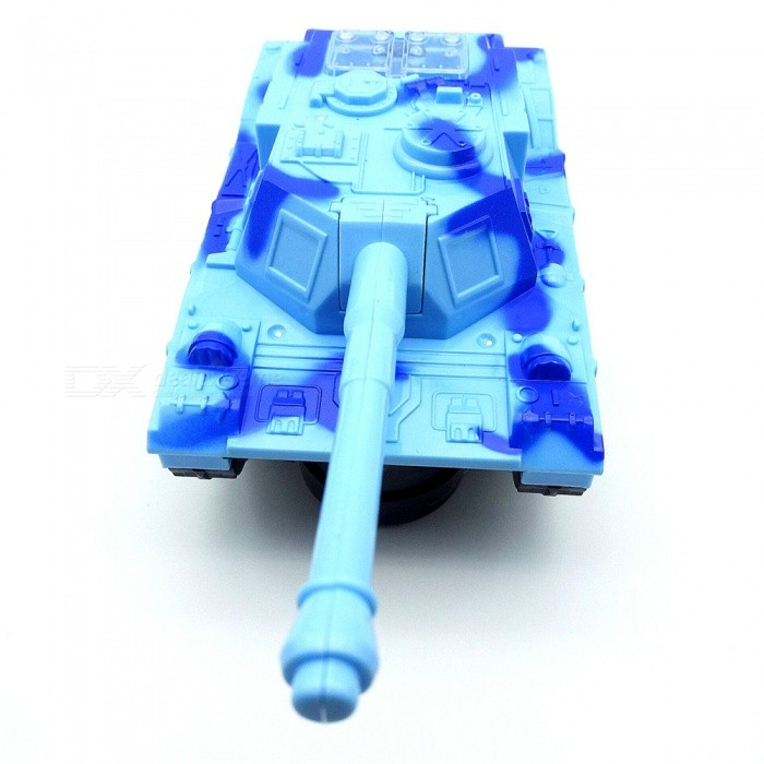 Electric Universal Camouflage Armored Tank Styl Light Music Toy