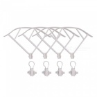 8330 Propeller Protection Guard Blades for DJI Mavic Pro (4Pcs)- White