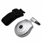 Digital Pet Collar Camera Video Audio Recorder for Dogs- Silver+ Black