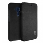 Lenuo Ledream Series Leather Cover Case for Asus ZE552KL- Black