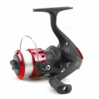 DAO DE LAI High Speed G-Ratio 5.2:1 ABS Fishing Reel - Red