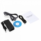 895U3SC USB 3.0 Dual Sata HDD Dockings w/ Card Reader / USB2.0 Hub