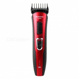 FLYCO FC5902 Professional Electric Dry Clean Hair Clipper - Rose Gold