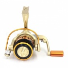 DAO DE LAI MR2000 Outdoor Fishing Spinning Reel - Champagne Golden