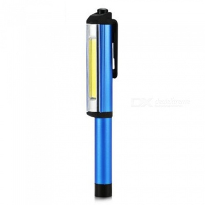 UltraFire 913 Aluminum Alloy LED Waterproof Work Light - Blue