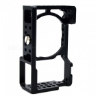 VELEDG Video Camera Cage Stabilizer Protector for Sony A6000 - Black