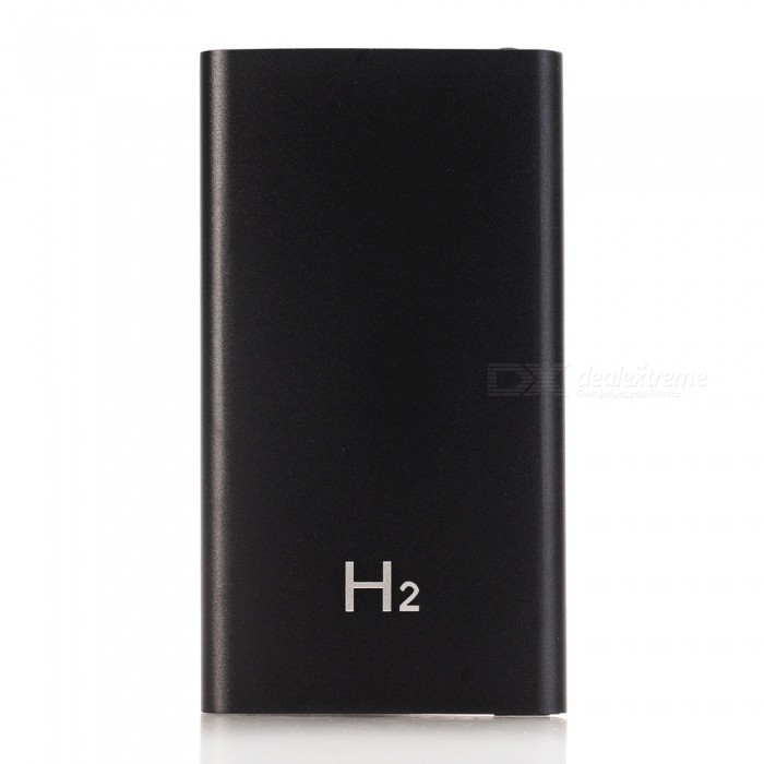 H2 1080P HD Hidden Camera Power Bank Portable Video Recorder - Black