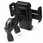 SZKINSTON 360' Rotation Motorcycle Bicycle Mount Holder - Black