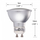 youoklight GU10 5W dimmable 3-mode LED spot ampoule (AC 220-240V)