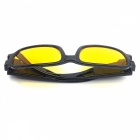 High Quality Reading Glasses w/ Light for 1.0 Diopters Parents - Black