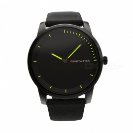N20 Waterproof IP68 Bluetooth Sport Round Quartz Smart Watch - Black