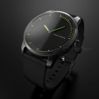 N20 Waterproof IP68 Bluetooth Sport Round Quartz Smart Watch - Black [фото2]