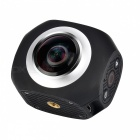 Amkov AMK-360S 360 Degree Panoramic Wi-Fi Sport Action Camera