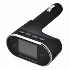 BSTUO Bluetooth V3.0 FM Transmitter Car Kit w/ Remote Controller