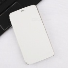 OCUBE Flip-open PU Leather Auto Wake-up Case for PPTV King7 - White