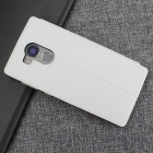 "OCUBE PU Leather Flip-open Case for Vernee Apollo 5.5"" - White"
