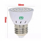 YWXLight E27 4W 54-LED 2835 SMD Red + Blue LED Plant Growth Light
