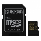 Kingston 32GB U3 microSDHC with SD Adapter SDCG/32GB