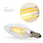 KWB C35 E12 4W LED Filament Kandelaber Warm White Light Dimmable Lampen