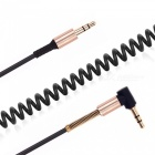 KELIMA 3.5mm Audio Auxiliary Cable Gilded Cable for Stereo Speaker