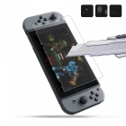 9H 2.5D 0.3mm Tempered Glass Film for Nintendo Switch - Transparent