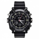 16GB Waterproof HD 1080P Hidden Watch Camera DVR w/ Night Vision