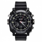 32GB Waterproof HD 1080P Hidden Watch Camera DVR w/ Night Vision