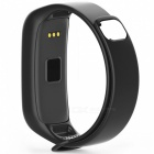 L30T Bluetooth Smart Watch Armband Armband - Svart