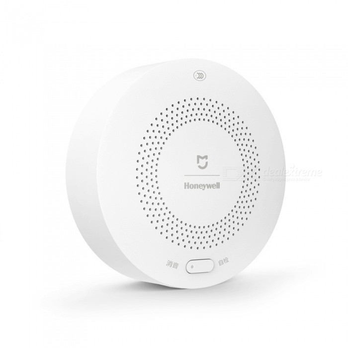 Xiaomi Mijia 12V 0.9W Honeywell Gas Alarm - WhiteHome Smart Devices<br>Form  ColorWhite (Gas alarm)ModelJTQZ-BF-01LM/BWQuantity1 DX.PCM.Model.AttributeModel.UnitMaterialPlasticPower0.9 DX.PCM.Model.AttributeModel.UnitRate Voltage12VPacking List1 x Gas Alarm<br>