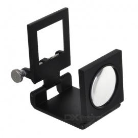 Texture Magnifier with Scale Pointer