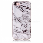 Granit Marmor Stein Textur Visual Soft TPU Fall für IPHONE 7