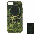 Cwxuan Glow in the Dark Skeleton Head Case for IPHONE 7 PLUS