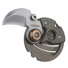 FURA Titanium Alloy (Body) + Power Steel (Blade) Coin Knife - Bronze