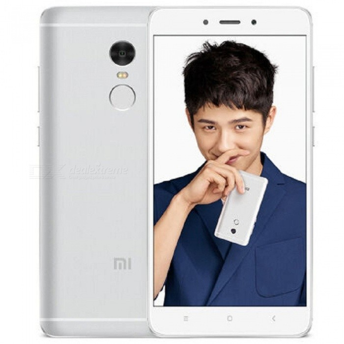 Xiaomi Redmi Note 4 Deca-Core 4G Phone w/ 3GB RAM, 32GB ROM - WhiteAndroid Phones<br>Form  ColorWhiteRAM3GBROM32GBBrandXiaomiModelRedmi Note 4Quantity1 DX.PCM.Model.AttributeModel.UnitMaterialAluminum alloyShade Of ColorWhiteTypeBrand NewPower AdapterUS PlugHousing Case MaterialAluminum alloyNetwork Type2G,3G,4GBand Details2G:GSM 900/1800/1900MHz  3G:WCDMA 850/900/1900/2100MHz  4G:FDD-LTE B1:2100/B3:1800/ B5:850/B7:2600Data TransferGPRS,HSDPA,EDGE,LTE,HSUPAWLAN Wi-Fi 802.11 a,b,g,n,acSIM Card TypeMicro SIM,Nano SIMSIM Card Quantity2Network StandbyDual Network StandbyGPSYesNFCNoInfrared PortNoBluetooth VersionBluetooth V4.2Operating SystemAndroid 6.0CPU ProcessorMediaTek Helio X20 2.1GHzCPU Core QuantityDeca-CoreGPUMali-T880 MP4LanguageSimplified Chinese, Traditional Chinese, German, Indonesian, Malay, English, Spanish, French, Italian, Hungarian, Dutch, Portuguese, Romanian, Vietnamese, Russian, Turkish, Greek, Hebrew, Arabic, Thai, KoreanAvailable Memory28GBMemory CardMicro SD / TFMax. Expansion Supported128GBSize Range5.5 inches &amp; OverTouch Screen TypeIPSScreen Resolution1920*1080Screen Size ( inches)Others,5.5Camera Pixel13.0MPFront Camera Pixels5.0 DX.PCM.Model.AttributeModel.UnitVideo Recording Resolution1080p / 720p video shot, 30fps 720p slow motion video, 120fpsFlashYesTouch FocusYesOther Camera FunctionsPDAF phase focus, dark light quality enhancement technology, HDR high dynamic range adjustment technology, panoramic mode, continuous shooting mode, facial recognition, real-time filter camera, video call real-time beauty, countdown self-timerTalk Time28~30 DX.PCM.Model.AttributeModel.UnitStandby Time250~280 DX.PCM.Model.AttributeModel.UnitBattery Capacity4100 DX.PCM.Model.AttributeModel.UnitBattery ModeNon-removablefeaturesWi-Fi,GPS,BluetoothSensorG-sensor,Compass,Accelerometer,Gesture,Barometer,NoWaterproof LevelIPX0 (Not Protected)Shock-proofNoI/O InterfaceMicro USB,3.5mmFormat SupportedSupport MIDI / MP3 / AAC and other formats / support 3GP / MP4 and other formats / support JPEG / GIF and other formatsJAVAYesTV TunerNoOther FeaturesStopwatch, calculator, electronic dictionary, memo, calendar, notepadReference Websites== Will this mobile phone work with a certain mobile carrier of yours? ==Packing List1 x Cell phone1 x Type-C Cable (100cm)1 x Charger (US plug / 100~240V/5V 2A)<br>