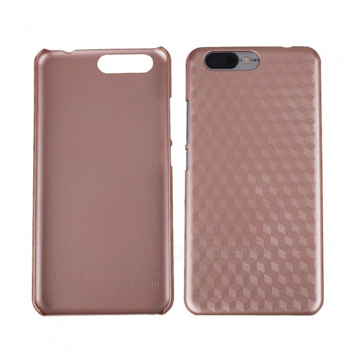 "Metal Paint Protective Hard Cover Case for UMI Z 5.5"" - Pink"