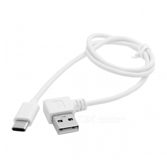 CY UC-003-LE USB-C USB 3.1 Type C to USB 2.0 Cable - White