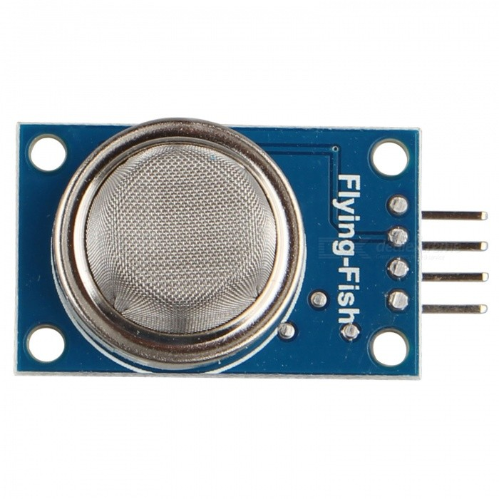 Hengjiaan MQ-2 Gas Sensor Module Smoke Butane Methane Detection