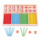 Outil d'enseignement de mathématiques Digital Sticks for Children / Kids