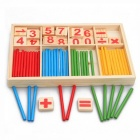 Mathematics Teaching Aids for Children - Mixed Color