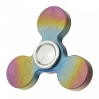 FURA Star Pattern TC4 Titanium Alloy Fidget Spinner Toy - Colorful