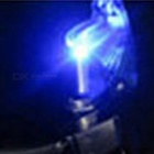 E Support Car Red LED Toggle Switch Pack - Blue (5pcs)