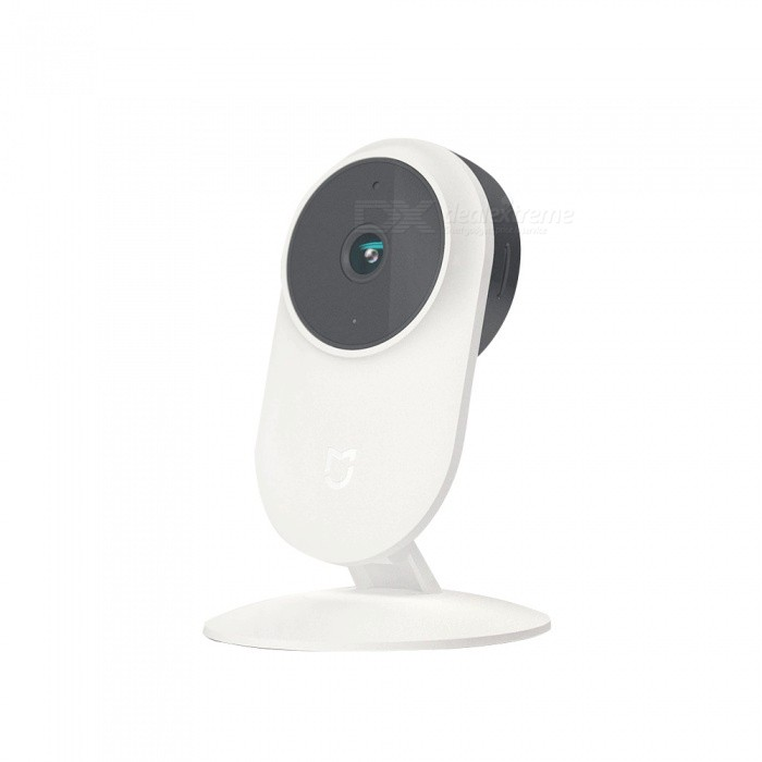 Xiaomi Mijia FHD Smart IP Wi-Fi Camera - WhiteIP Cameras<br>Form  ColorWhitePower AdapterOthersModelSXJ01ZMMaterialABSQuantity1 DX.PCM.Model.AttributeModel.UnitPixels1080pNight Vision Distance10 DX.PCM.Model.AttributeModel.UnitSupported BrowserOthers,N/AOnline Visitor4Mobile Phone PlatformNoPacking List1 x  Smart Camera 1 x  User manual1 x Adapter<br>