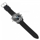 8GB Waterproof HD 1080P Hidden Watch Camera DVR w/ Night Vision