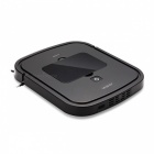 UHAPPY UR01 Ultra-thin Cleaning Robot Vacuum Cleaner Sweeper - Black