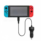 High Speed Car Charger Adapter for Nintendo Switch