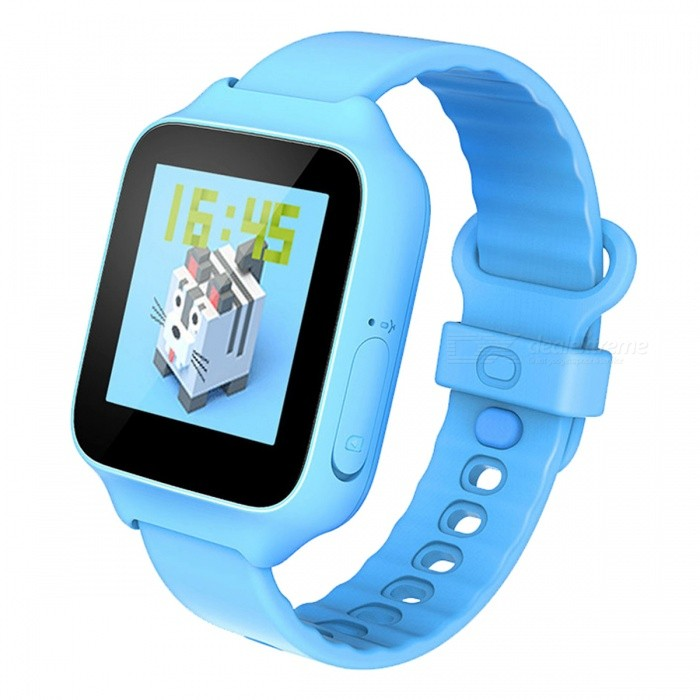 Original Xiaomi Mijia Children Phone Watch - Blue Only ChineseChildren Watches<br>Form  ColorBlueQuantity1 DX.PCM.Model.AttributeModel.UnitShade Of ColorBlueCasing MaterialTFTWristband MaterialFood grade silicone materialSuitable forChildrenGenderUnisexStyleWrist WatchTypeFashion watchesDisplayDigitalMovementDigitalDisplay Format12/24 hour time formatWater ResistantFor daily wear. Suitable for everyday use. Wearable while water is being splashed but not under any pressure.Dial Diameter3.5 DX.PCM.Model.AttributeModel.UnitDial Thickness1.5 DX.PCM.Model.AttributeModel.UnitBand Width2 DX.PCM.Model.AttributeModel.UnitWristband Length22 DX.PCM.Model.AttributeModel.UnitBatteryUSBForm  ColorBluePacking List1 x Watch1 x Screen protection film1 x Charging line1 x The instructions1 x Card tool<br>