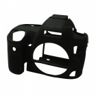Ismartdigi 5D4 Silicone Camera Case for Canon 5D4 5DIV DSLR - Black