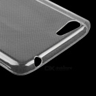 Ultra-thin Soft TPU Back Case for Elephone S7 - Transparent