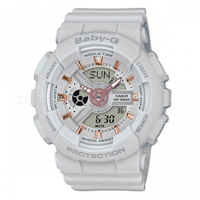 Casio Baby-G BA-110GA-8A Watch - White